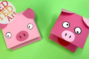 cute-year-of-the-pig-craft-idea
