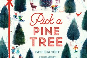 Pine tree book cover